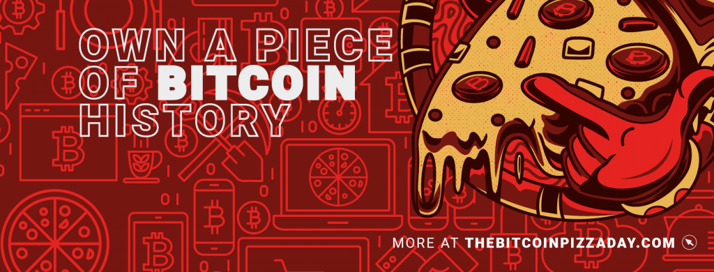 Own a piece of bitcoin history